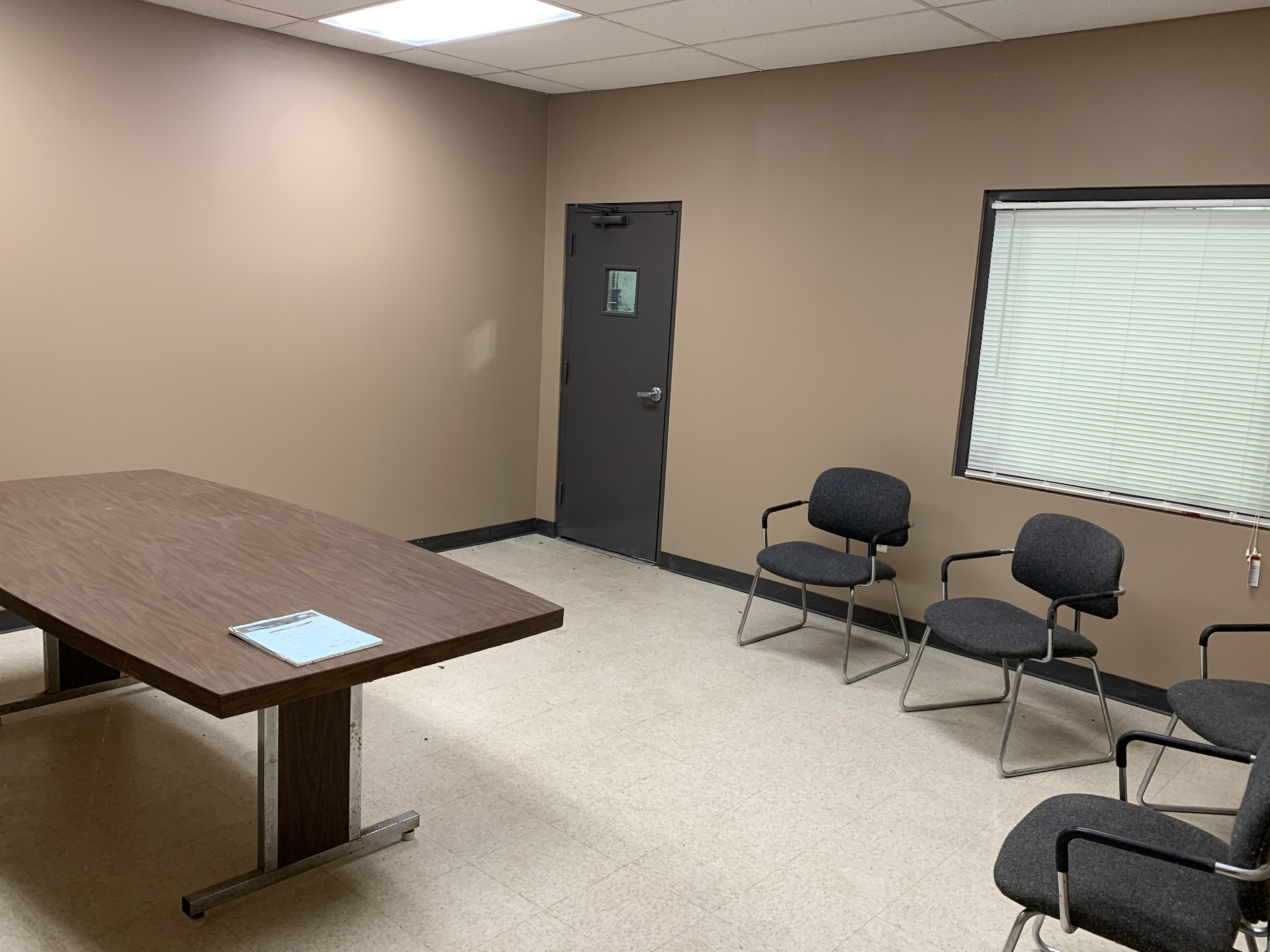 Office Area/Conference Room