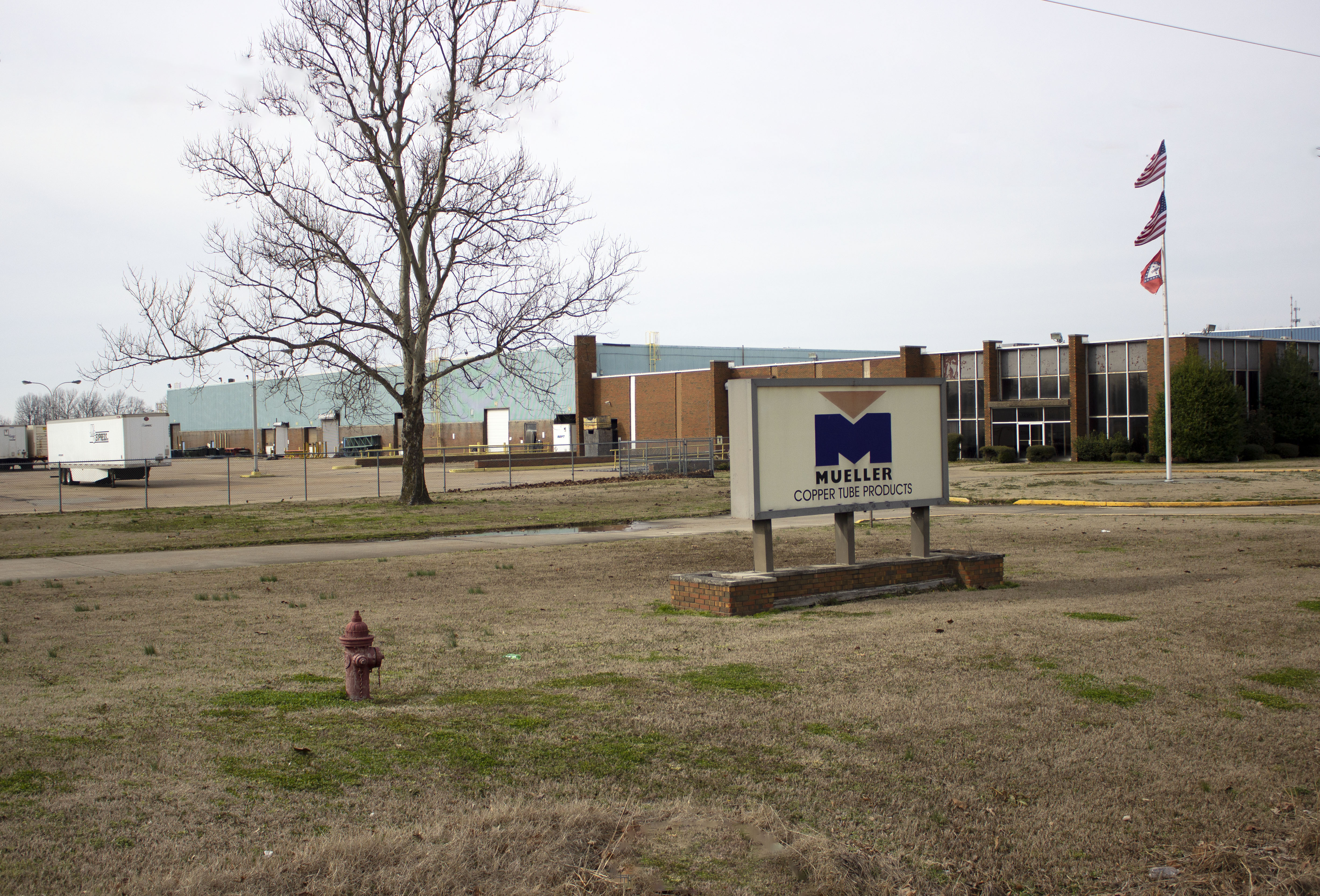 Mueller Industries Building