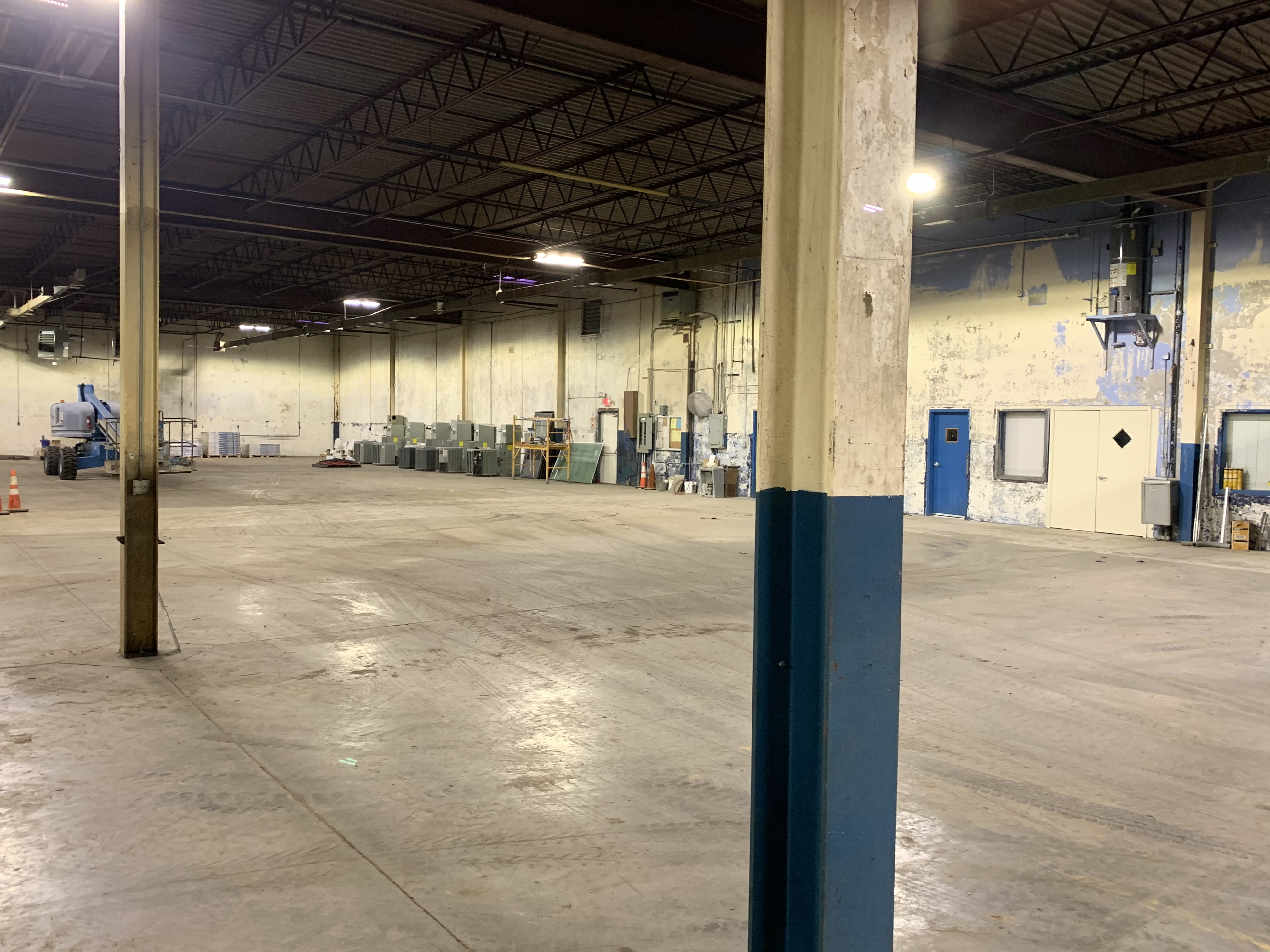 Distribution/Warehouse Area